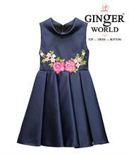 Đầm dạ hội Nữ Thần Fina HQ457 GINgER WORLD