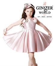 Đầm Dự Tiệc Cho Bé HQ490 GINgER WORLD