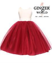 Đầm Dự Tiệc Giáng Sinh HQ501 GINgER WORLD