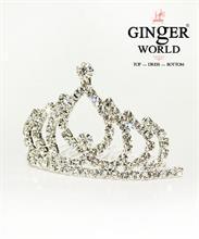 Cài tóc vương miện công chúa nhỏ cho bé CT_VMN03 GINgER WORLD
