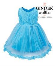 Đầm Công Chúa LeiFei Ren Hoa HQ513_X GINgER WORLD