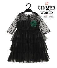 Đầm Dự Tiệc Cho Bé HQ531 GINgER WORLD