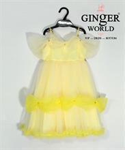 Đầm Công Chúa Bella Cho Bé HQ539 GINgER WORLD