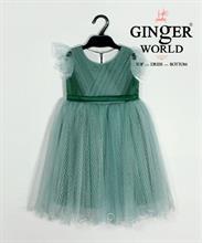 Đầm Dự Tiệc Cho Bé HQ542 GINgER WORLD