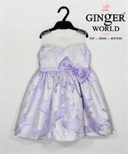 Đầm Dự Tiệc Cho Bé HQ604 GINgER WORLD