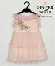 Đầm Dự Tiệc Cho Bé HQ605 GINgER WORLD