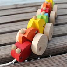 Đồ chơi con sâu bằng gỗ WT0014