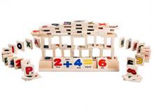 Đồ chơi gỗ giáo dục dạng Domino AWS0002