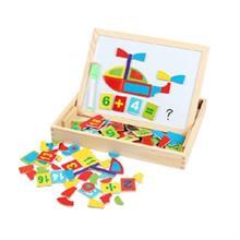 Đồ chơi gỗ dạng bảng ghép hình AWS0012