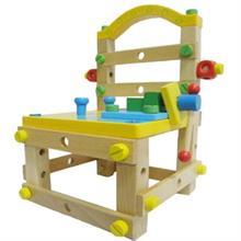 Đồ chơi gỗ lắp ráp dạng ghế ngồi Mother Garden AYX0090
