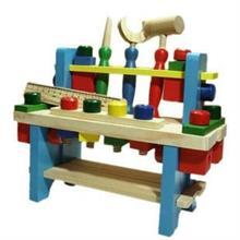 Đồ chơi gỗ lắp ghép bộ dụng cụ sửa chữa Mother Garden AYX0077