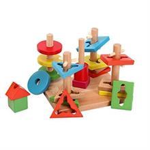 Đồ chơi gỗ dạng tư duy thông minh cho bé AWS0027