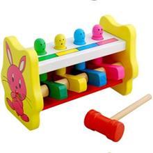 Đồ chơi gỗ dạng con đập vận động cho bé AWS0028