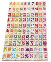 Đồ chơi gỗ giáo dục bảng domino AYX0006