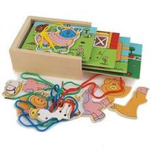 Đồ chơi gỗ dạng ghép hình YX0037