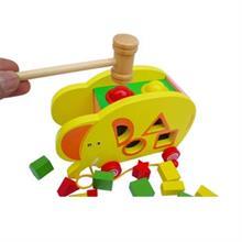 Đồ chơi gỗ dạng chú voi con AYX0087