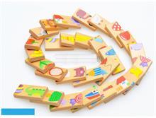 Đồ chơi xếp hình gỗ DG1-022