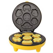 Máy làm bánh hình thú ngộ nghĩnh Magic Home AKIRA HH-05 màu vàng
