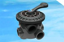 "Dia 3"" Side Mount 6-way Multiport Valve"