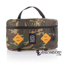 Túi đeo chéo Sonoz le Diagonal Camowood0415