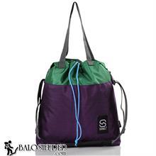 Túi Thời trang Sonoz Le Tote Violetvert0916