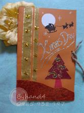 Thiệp Noel-nơi nhắn nhủ lời yêu thương