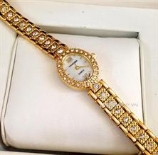 Đồng hồ nữ thời trang hiệu Cartier Full Gold