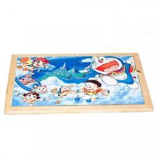 Đồ chơi gỗ tranh ghép hình Doremon