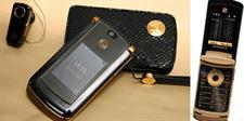 Điện thoại Motorola V8 Luxury Edition Gold