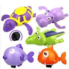Combo 5 sinh vật biển vặn cót bơi thông minh
