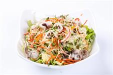 salad bạch tuộc