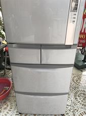 Tủ lạnh nội địa HITACHI R-SL47BML HÚT CHÂN KHÔNG 5 CÁNH