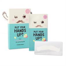 Tẩy ria mép Pur your hand up Face Waxing Pad Etude House