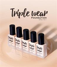 Kem nền Triple Wear Foundation Apieu SPF20 PA++