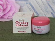 Sữa dưỡng trắng da mặt và toàn thân Oneday Whitener Quick Whitening & Brightening 50ml