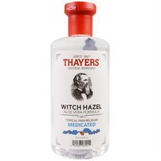 Nước hoa hồng Thayers Alcohol Free Witch Hazel Toner 355ml