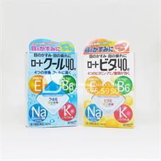 Thuốc nhỏ mắt Rohto Nhật Bản Vita 40 bổ xung vitamin 12ml