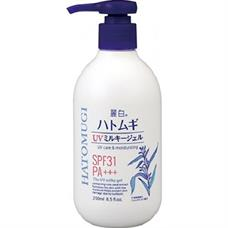 Sữa dưỡng thể chống nắng Hatomugi 250ml