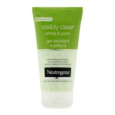 Sữa rửa mặt Neutrogena Visibly Clear Shine & Pore Gel Exfoliant Matifiant 150ml