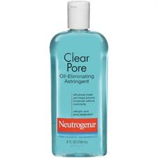 Nước hoa hồng Neutrogena Clear Pore Oil Eliminating Astringent