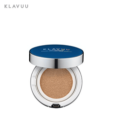 Phấn nước klavuu blue pearlsation high coverage marine collagen aqua cushion