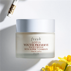 Kem Dưỡng Fresh Lotus Youth Preserve Face Cream 50ml