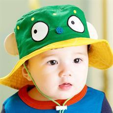 Mũ rộng vành cho bé MRV001