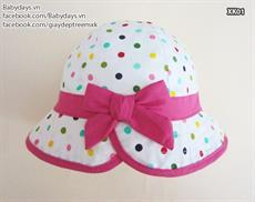 Mũ thời trang trẻ em MXK01