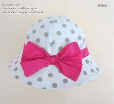 Mũ thời trang trẻ em MXK09