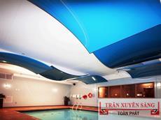 Trần bể bơi 1