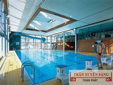 Trần bể bơi 7