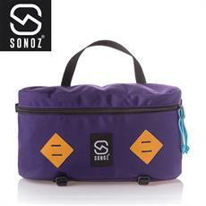 Túi đeo chéo Sonoz Le Diagonal Violet0515