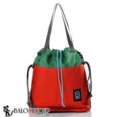 Túi thời trang nữ Sonoz Le Tote Orangevert0616
