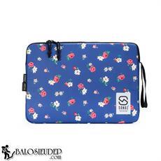 Túi chống sốc laptop Sonoz Sleeve Case Fleurrose0817 cho máy 15inch